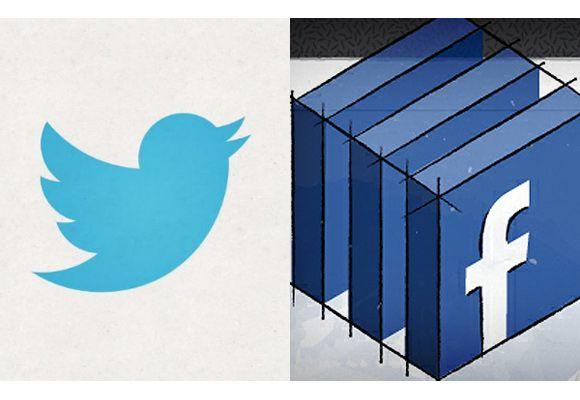 De valkuilen van een koppeling tussen Facebook en Twitter | Twittermania