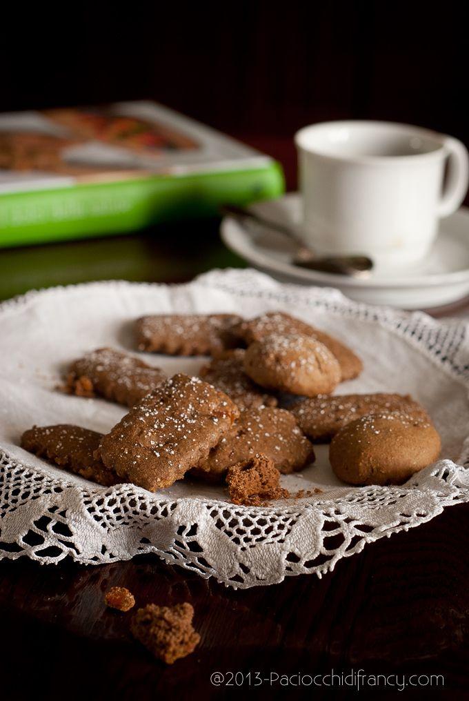 Paciocchi di Francy: Biscotti rifatti di Simone Salvini (vegani e senza zucchero)