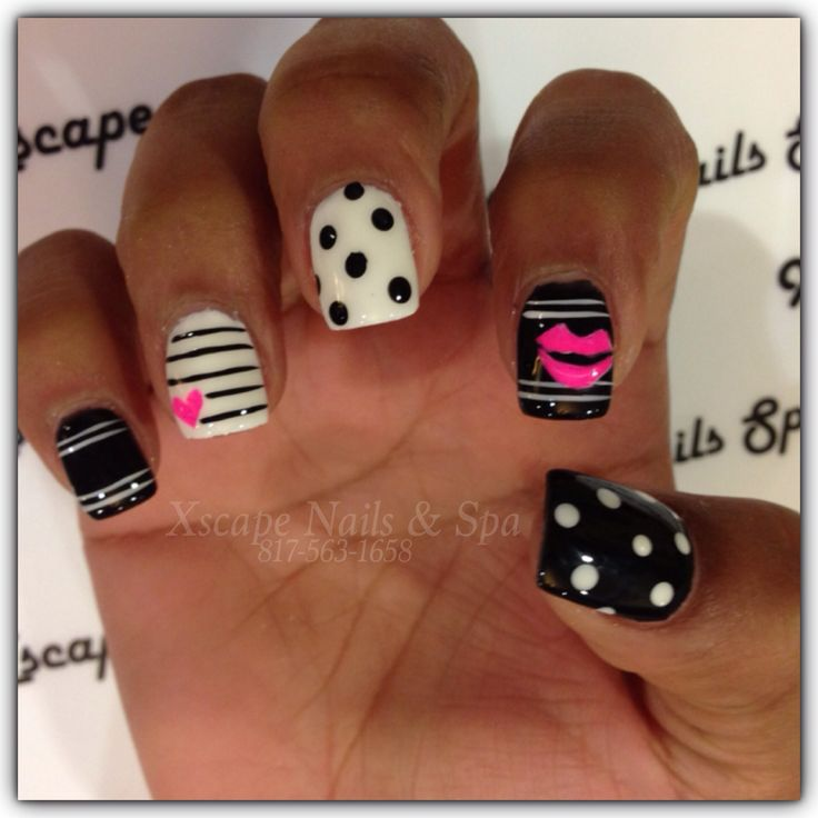 Cute Nail Designs Love the Ring Finger