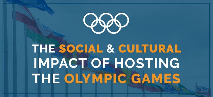 The prestigious Olympic Games represent unity, pride, elite athleticism, and peace around the globe, as well as leave a lasting impact on the host country.