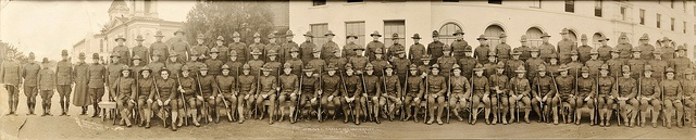 Students Army Training Corps, Dec. 9 1918 by Santa Clara University, via Flickr