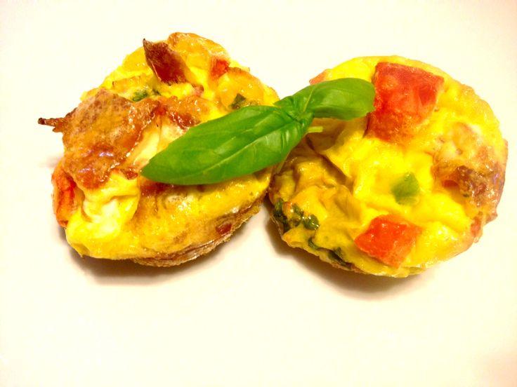 Turkey Bacon Egg Muffin | My Clean Kitchen