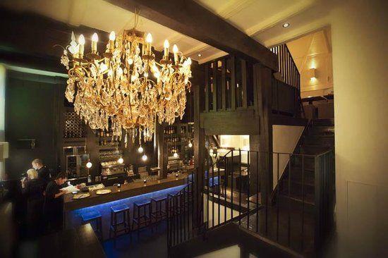 Echt Frankfurt Am Main Romantisches Restaurant Berger Str