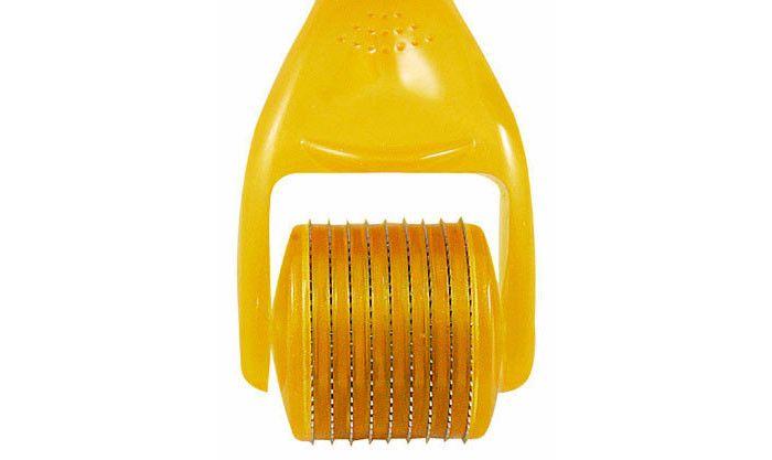 DermaDream 0.5 mm Derma Roller - 540 Titanium Needles