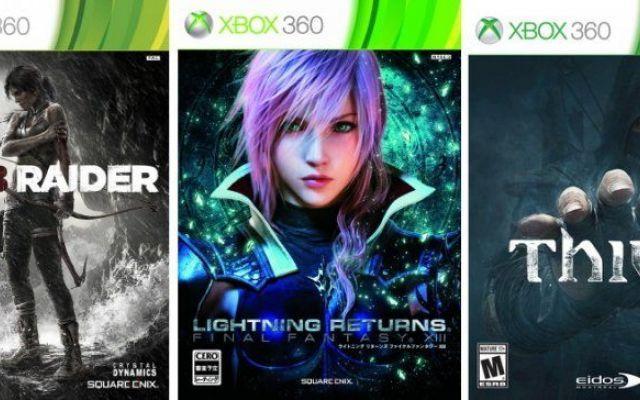 Square Enix sconta diversi giochi per Xbox 360 #squareenix #xbox360 #sconti #giochi