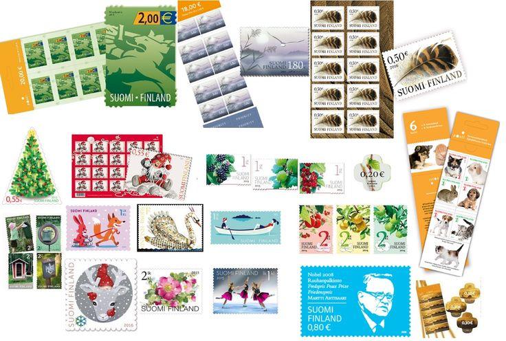 Kaikenlaiset euroaikaiset käyttämättömät postimerkit. Näistä pitää kuitenkin aina ulkomaan lähetyksiin yhdistellä sopiva summa, niin kaikille on käyttöä! Mielellään kappalearvoltaan maksimissaan 2 euroa, mutta käy isommatkin.