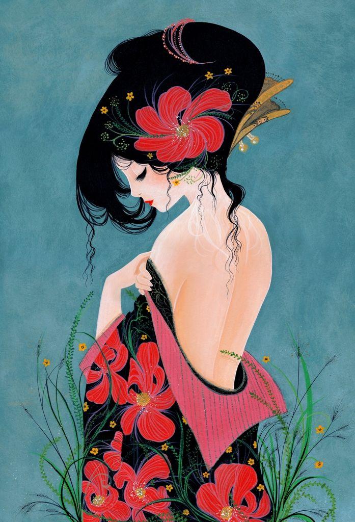 Cathy Delanssay: Illustrator | Gallery 2