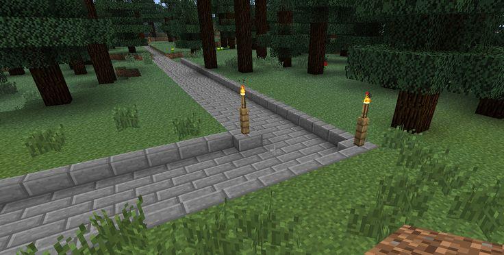 Minecraft - Pathing Ideas