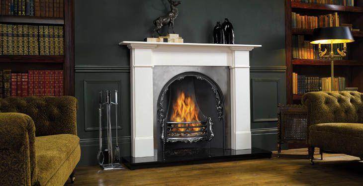 georgian fireplace surrounds - Google Search