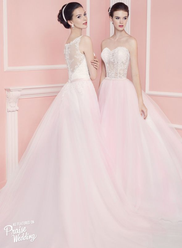 Girls can't say no to pink tulle!