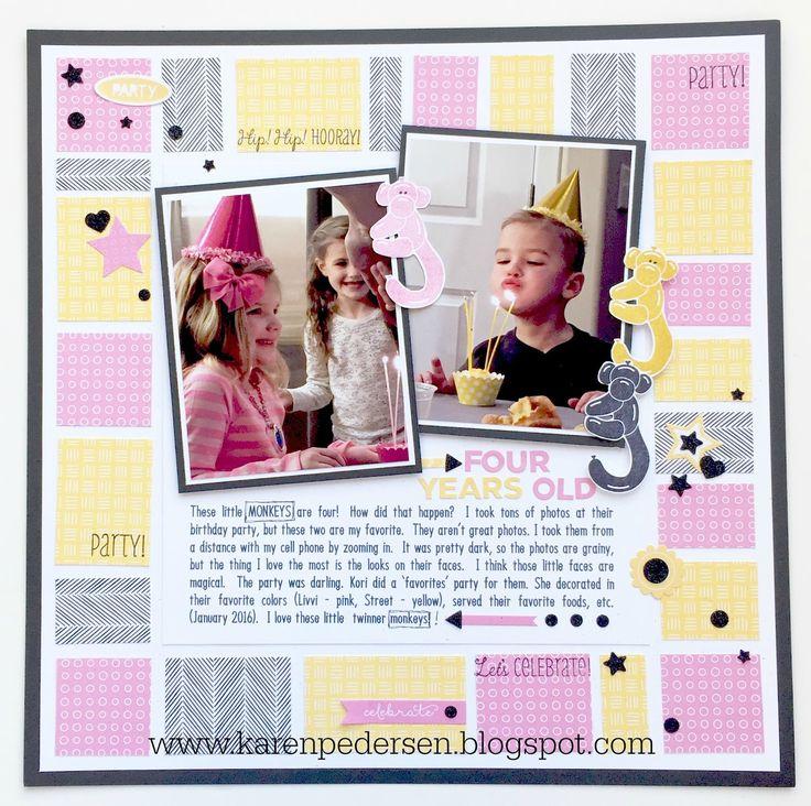 1265 besten Page Layouts Bilder auf Pinterest | Scrapbooks, Hochzeit ...