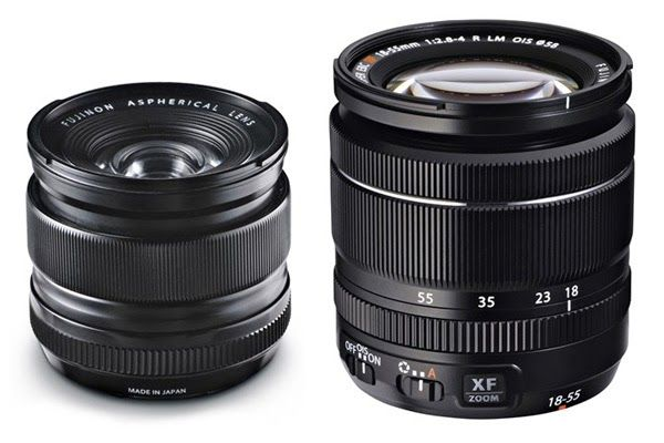 Lensa Kamera Fujifilm