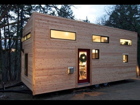 "Couple Builds Own Tiny House on Wheels in 4 Months for $22,744.06- ""hOMe..."