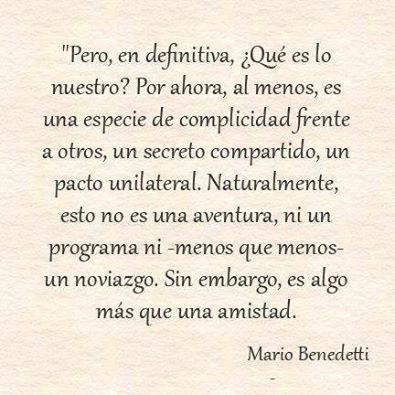 Mario Bennedetti