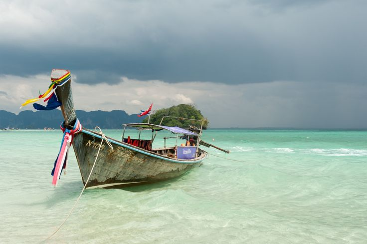 Koh Poda, Thailand - Reminds me of Bimbamboo.