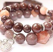 Магазин мастера Amulet-Stone (AS): браслеты, колье, бусы, обереги, талисманы, амулеты, серьги, украшения для мужчин