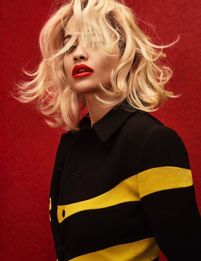 Рита Ора (Rita Ora) и Агнесс Дин (Agyness Deyn) появились на обложках Wonderland Magazine.