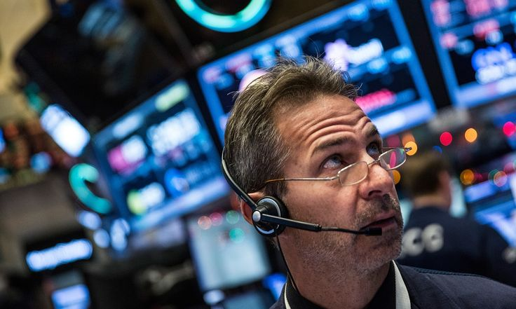 Welcome to the New Year. The Dow Jones Industrial Average took a New Year's dip as world stock markets fell on news China's manufacturing sector continues to shrink http://www.theguardian.com/business/2016/jan/04/us-stock-markets-new-years-performance-china-dow-jones-industrial-average-economy