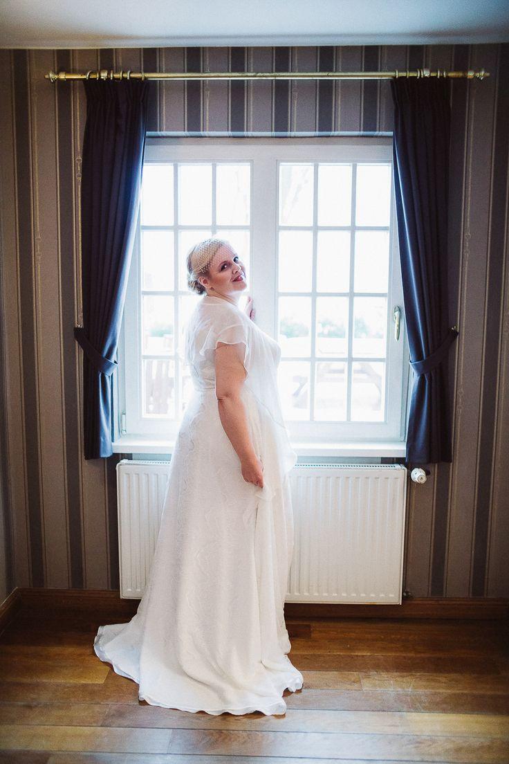 75 besten Plus Size A-Linie & Empire Silhouette - Dein XL Brautkleid ...