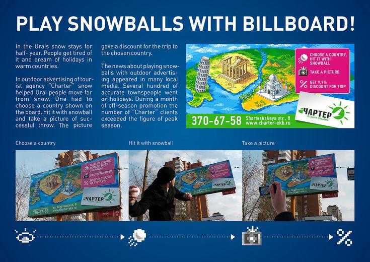 Charter Tourist Agency: Snowballs