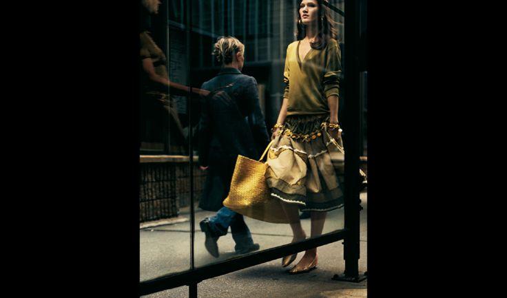 Spring-Summer 2005 - Philip-Lorca diCorcia - Bottega Veneta.