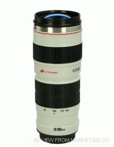 Lens cup white