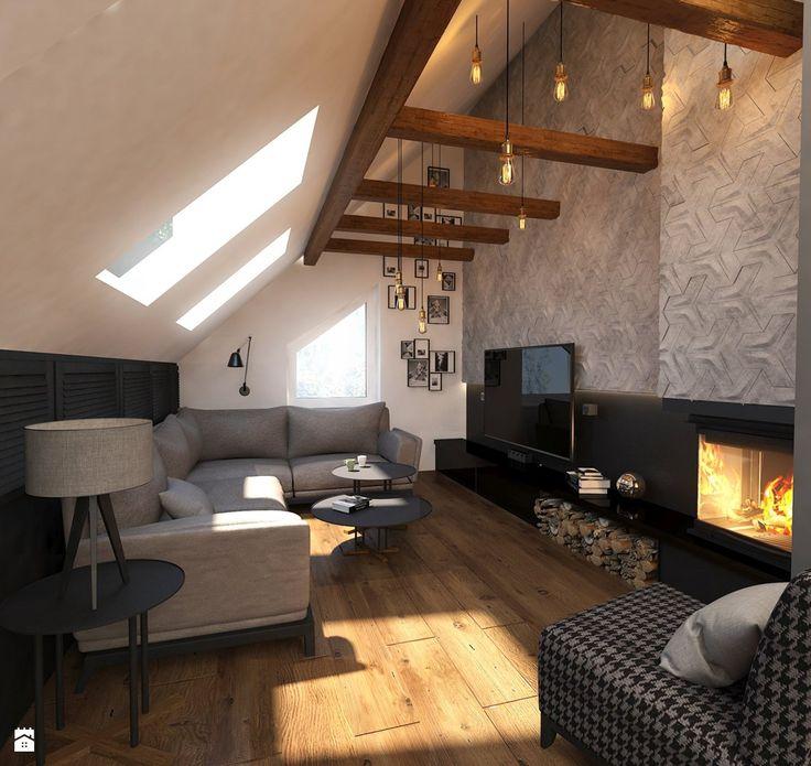 Salon styl Eklektyczny - zdjęcie od ZEN Interiors - Salon - Styl Eklektyczny - ZEN Interiors