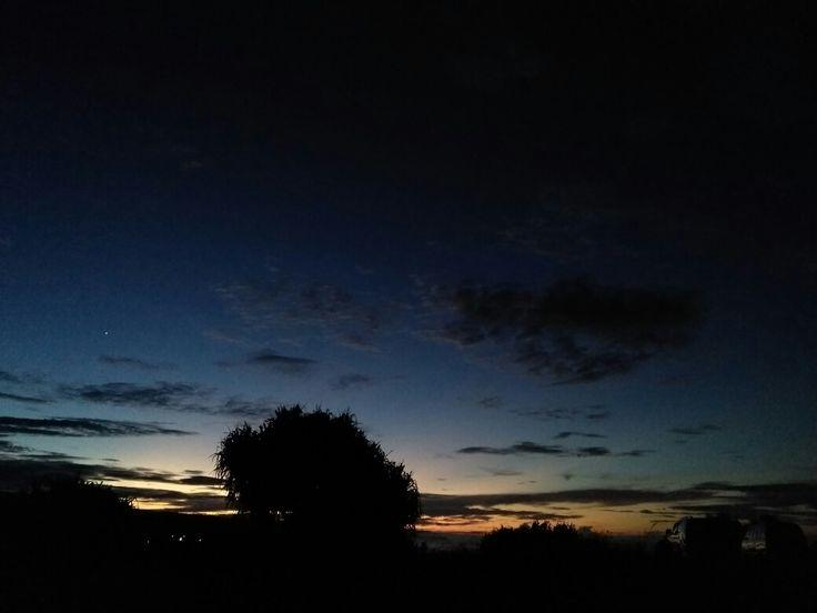 Hallo sunset #sunset