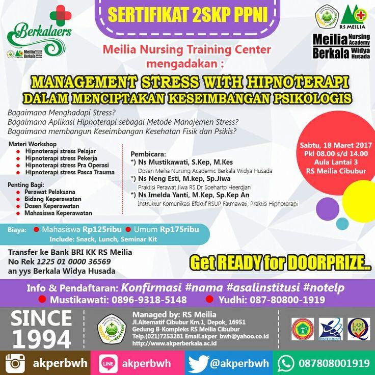 Jangan Lupa Seminar 2SKP di AKPER BERKALA • • #akper #akademi #keperawatan #akperberkala #cibubur #depok #cileungsi #bekasi #bogor #tangerang #jakarta #indonesia #mahasiswa #kampus #kuliah #perawat #nakes #nurse #profesi