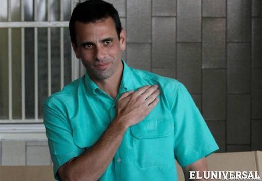 Henrique Capriles: Trabajando un camino hacia el futuro