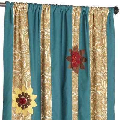Pier One: Aari Floral Panel Bedroom Or Living Room Option