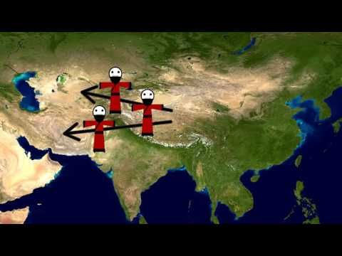 The Silk Roads - The Creation of the Silk Roads - YouTube