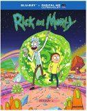 #10: Rick & Morty: Season 1 [Blu-ray]