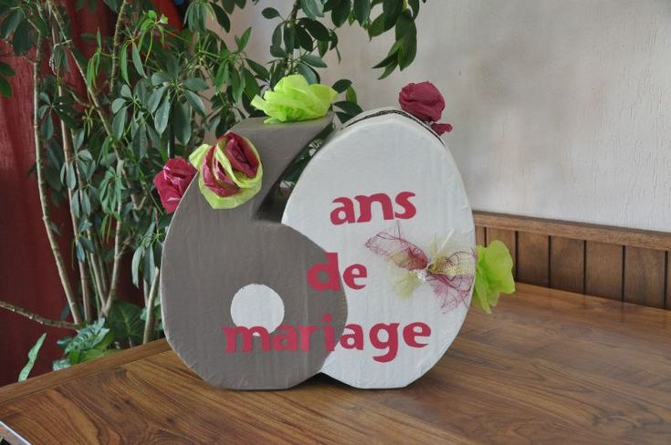 Une urne pour 60 ans de mariage
