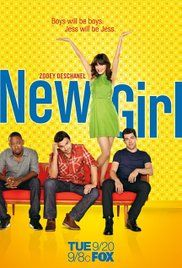 New Girl Online 1X01. After breaking up with her two-timing boyfriend, schoolteacher Jess Day moves in with three single males: a bartender, a womanizer, and a personal trainer.