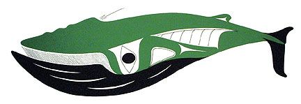 Humpback Whale Art Thompson (Nuu-chah-nulth)