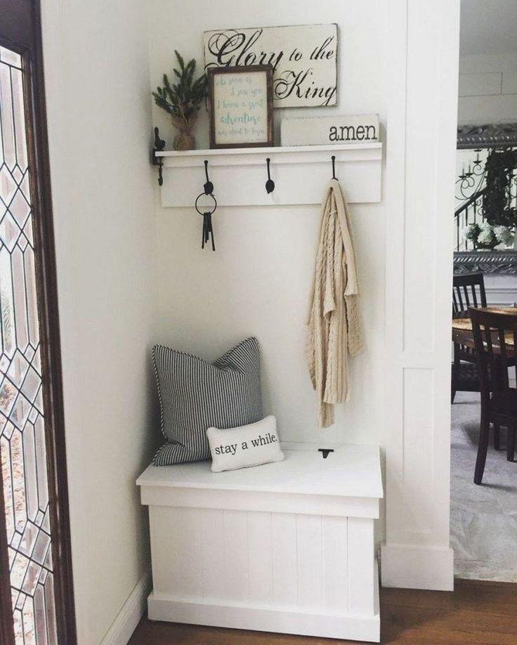 35 Amazing Small Entryway Decor Ideas Entryway Decor Small