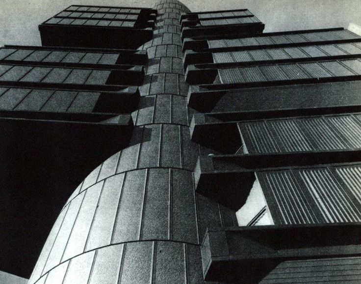 Kenzo Tange: beacon architecture