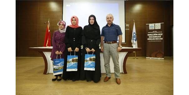 Sultangazi Gençlik Meclisi Genç Dershane Projesi Ödül Töreni Haberimiz