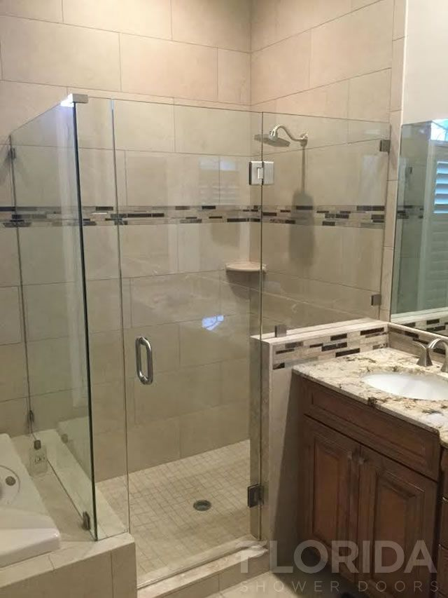 34 best Frameless Shower Doors images on Pinterest Bathroom - ideen für badezimmer fliesen