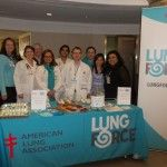 LUNG FORCE is national cause campaign led by the American Lung Association that brings awareness and funding to lung cancer in women. The 5 Linsky team, a Respiratory Unit at Mount Sinai Beth Israel, lends their support to bring awareness to the cause. Read about their efforts at  http://nurses.mountsinaihealth.org/blog/mount-sinai-beth-israel-respiratory-unit-nurses-raise-awareness-for-lung-health/