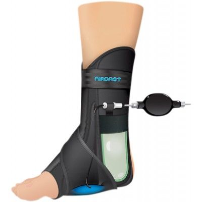www.drblakeshealingsole.com: Posterior Tibial Tendon Dysfunction: A Useful Brace to help in the Rehabilitation