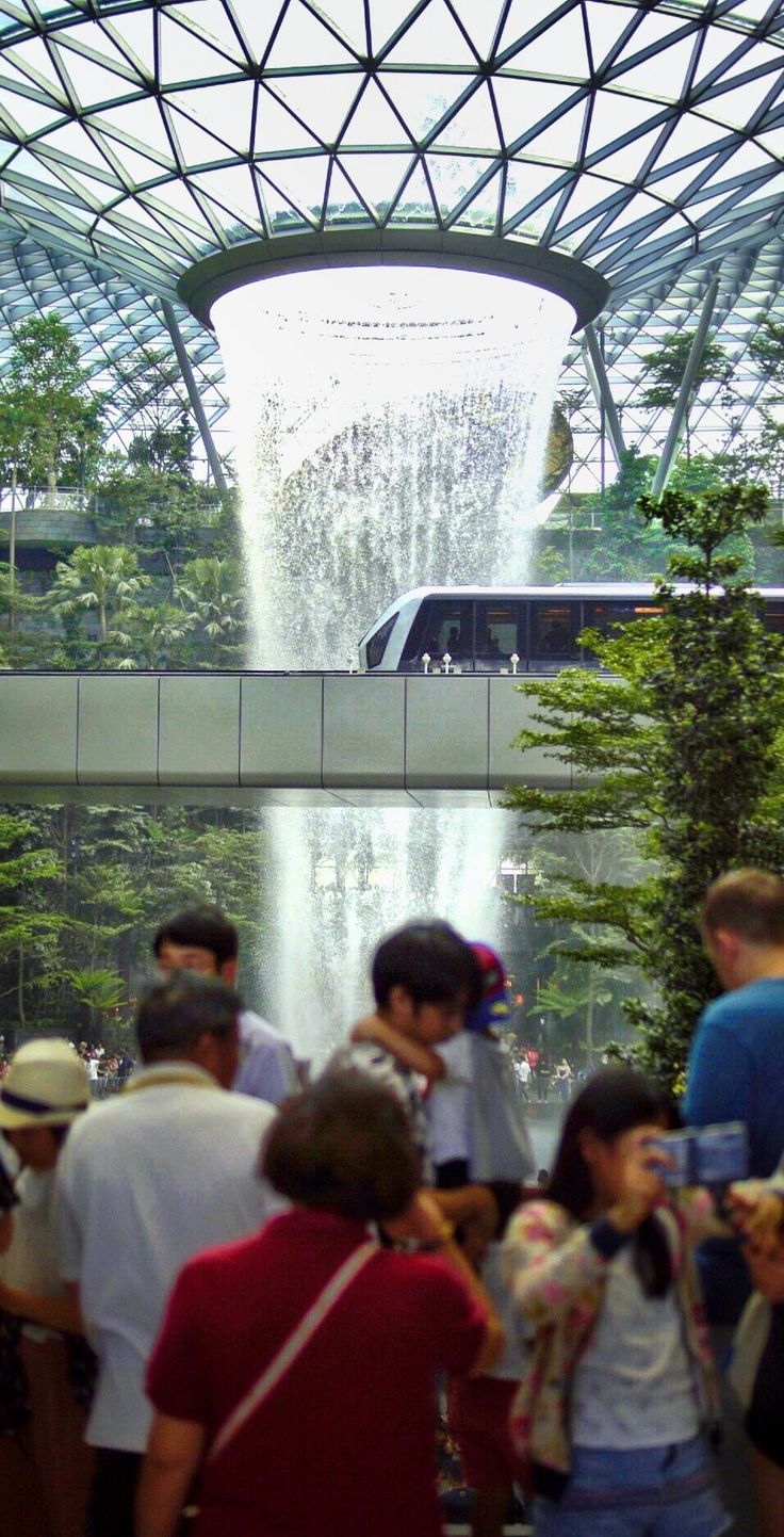 This new attraction at The Jewel Changi Airport in