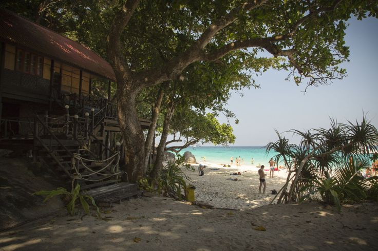 Asia 2014, Koh Similan Islands --> Follow us on http://instagram.com/travelloveorg