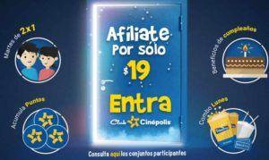 Cinépolis Afiliate a Club Cinépolis