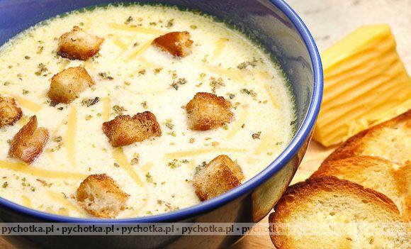 Zupa cebulowa  Gosi
