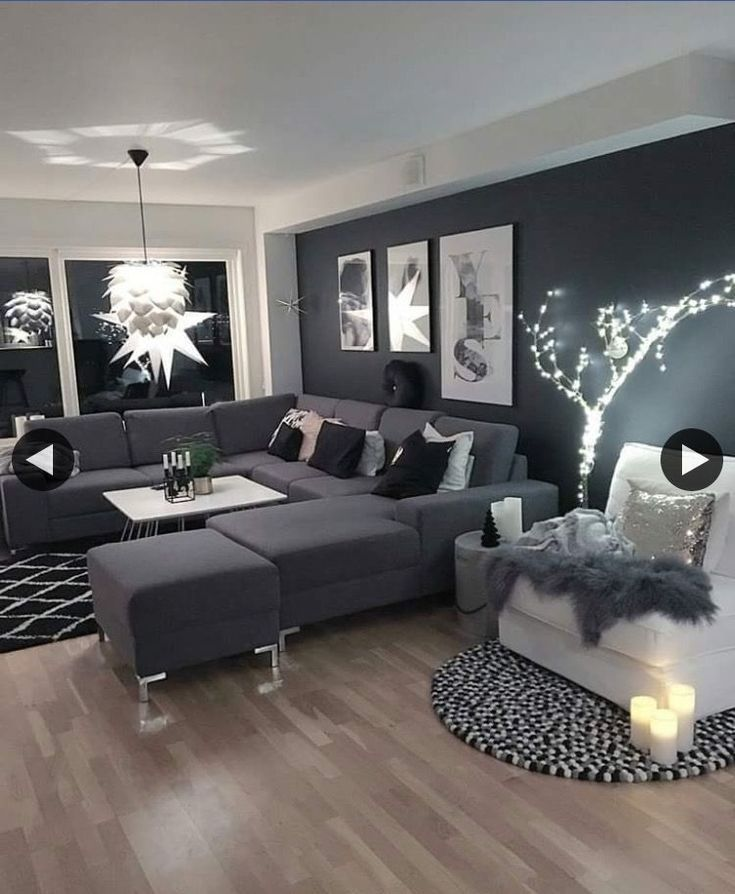 6 Must Try Living Room Lighting Ideas To Create An Elegant Look Small Apartment Living Room Living Room Grey Living Room Decor Modern