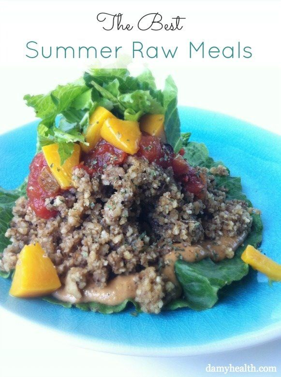 http://www.damyhealth.com/2013/07/the-best-summer-raw-meals/