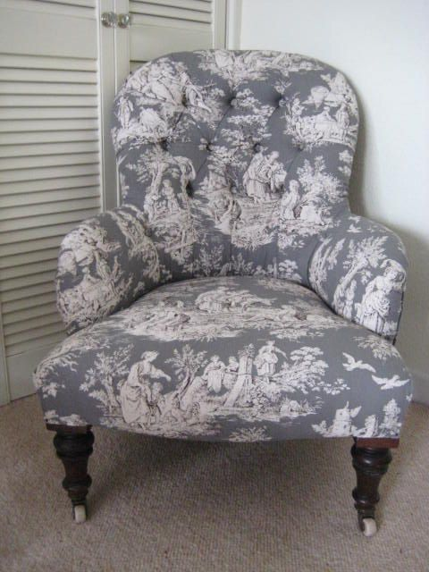 Victorian Deep Buttoned Nursing Chair. by LisaCramp on Etsy, £300.00 - Best 25+ Nursing Chair Ideas On Pinterest Baby Room, Nursery And