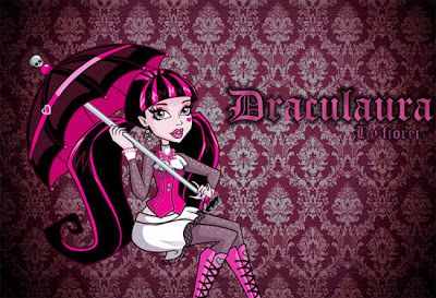 Draculaura la chica monstruo | Juegos Monster High - jugar online